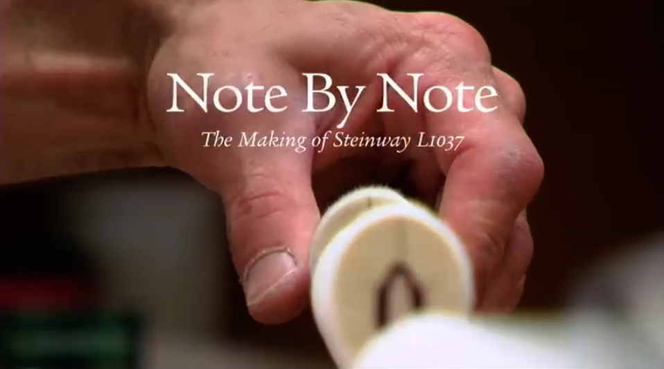 note by note