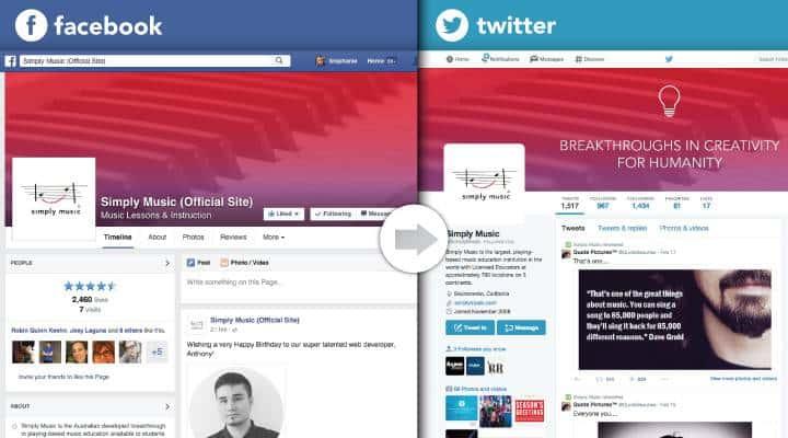 Social Media Marketing – Consitency