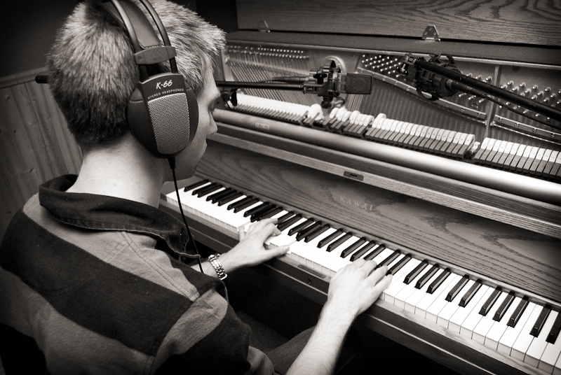 Record Yourself - Piano